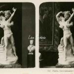 112 - Paris - Luxembourg - Le baiser suprême