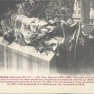 114 - Auguste Blanqui (1805-1881)