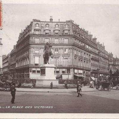 116 - La Place des Victoires