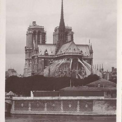 118 - L'Abside de Notre-Dame