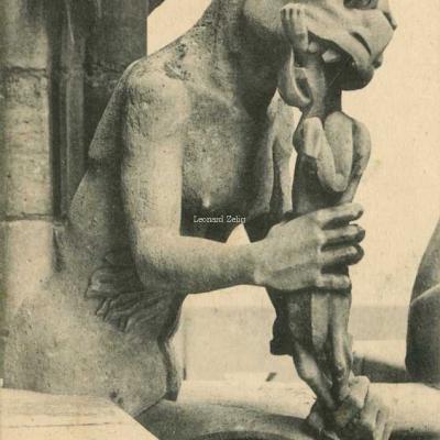 1260 - Notre-Dame - Chimère