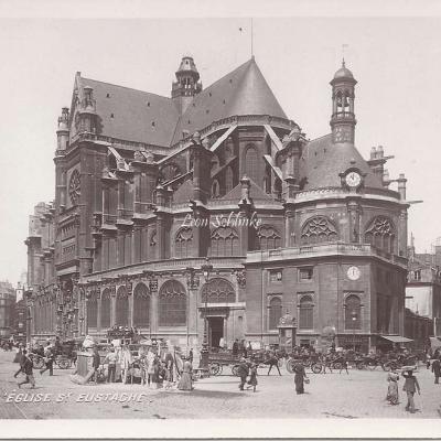119 - L'Eglise St-Eustache