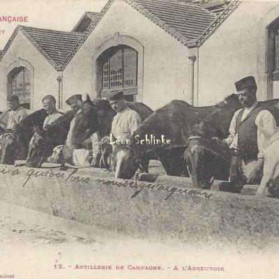 12 - A l'Abreuvoir