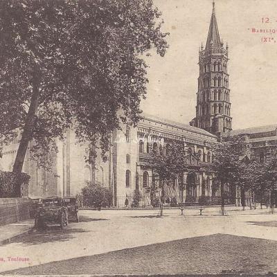 12 - Basilique Saint-Sernin