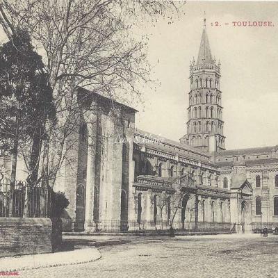 12 - Basilique St-Sernin