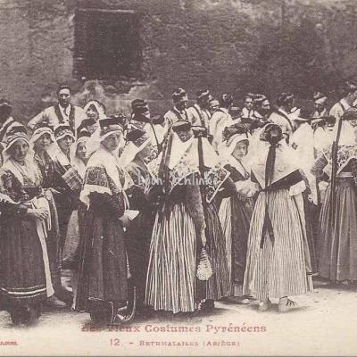 12 - Bethmalaises (Ariège)