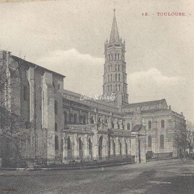 12 - Eglise St-Sernin