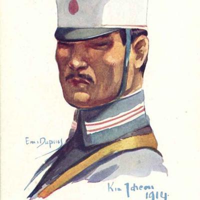 12 - Infanterie Japonaise