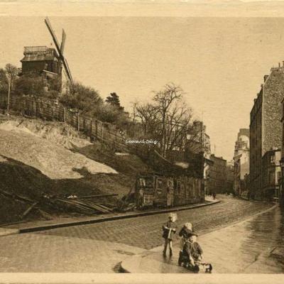 12 - Le Moulin de la Galette