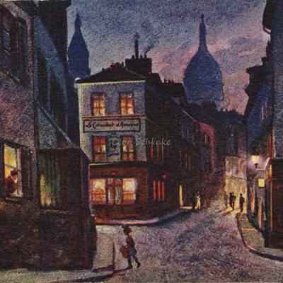 12 - Montmartre - PlaceJ.-B.-Clément