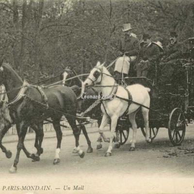 ND 12 - Paris-Mondain - Un Mail
