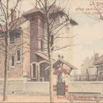 12 - Style Guimard - Hôtel particulier, rue Chardon-Lagache