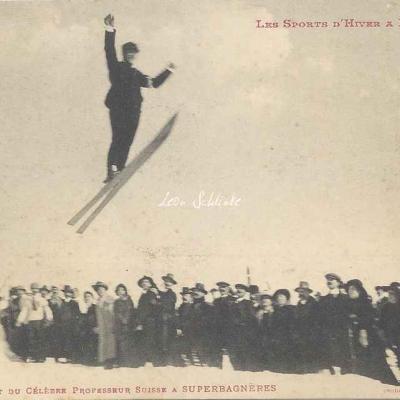 12 - Un saut du célèbre Professeur Suisse