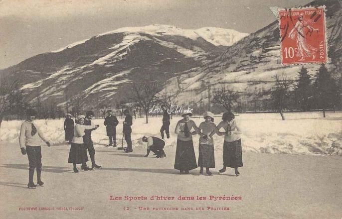 12 - Une patinoire dans les prairies