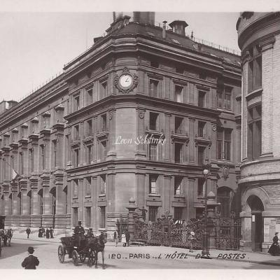 120 - L'Hôtel des Postes