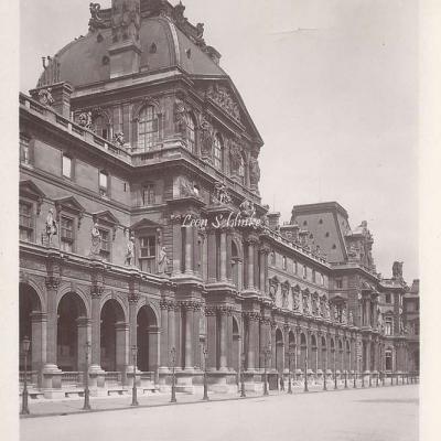 122 - Le Louvre, Pavillon Richelieu