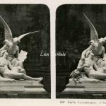 123 - Paris - Luxembourg - L'Immortalité par Longepied