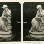124 - Paris - Luxembourg - La Lecture par Chartrousse