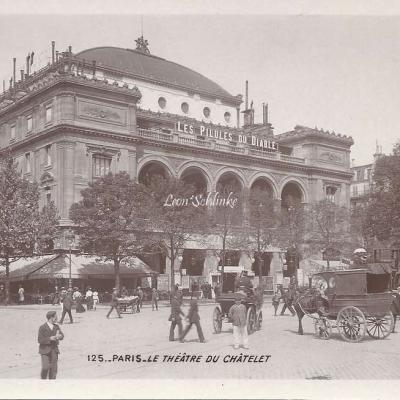 125 - Le Théâtre du Châtelet