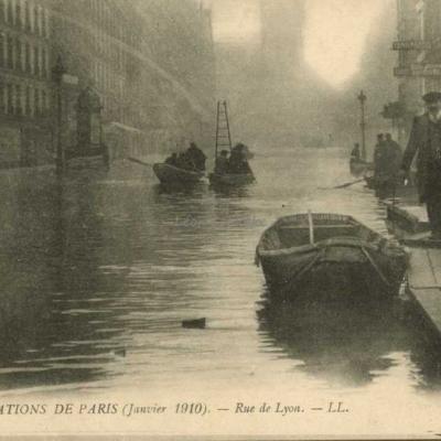126 - Rue de Lyon
