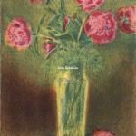 1269 - Fleurs en vase