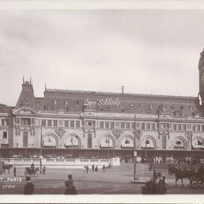 127 - La Gare de Lyon