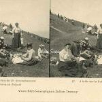 13 - A table sur la Falaise