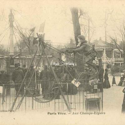 13 - Aux Champs-Elysées