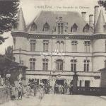 13-Charleval - Le Château (illisible)