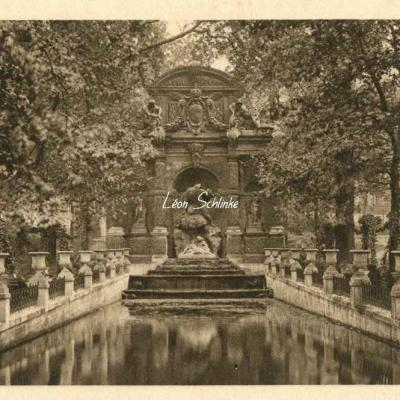 13 - La Fontaine Médicis, Jardin du Luxembourg