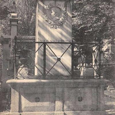 130 - Désaugiers Marc-Antoine Célèbre Chansonnier mort en 1827