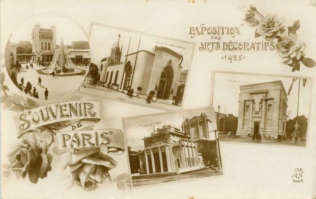 132 - Souvenir de Paris