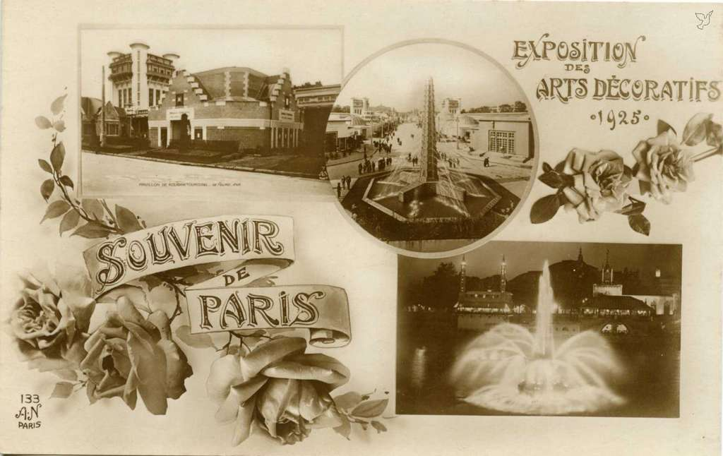 133 - Souvenir de Paris