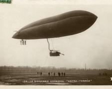 134 - Le Dirigeable Espagnol Astra-Torrès