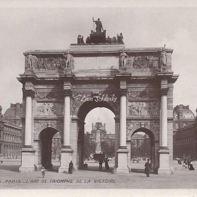 135 - L'Arc de Triomphe de la Victoire