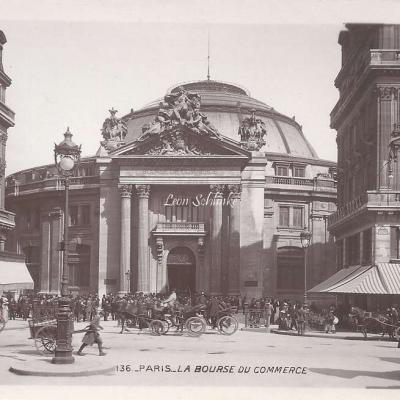 136 - La Bourse du Commerce
