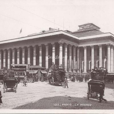 137 - La Bourse