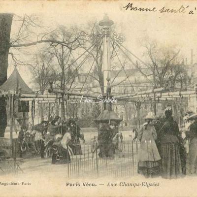 14 - Aux Champs(Elysées