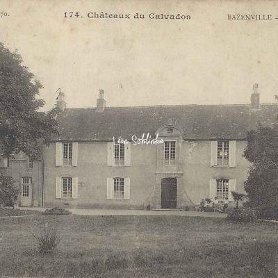 14-Bazenville - Château de la Croix (A+D 370)