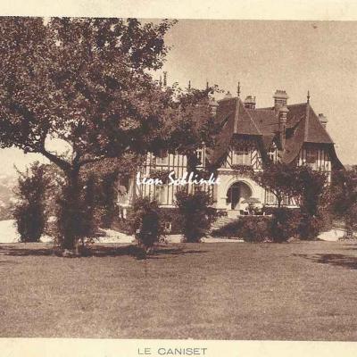 14-Bénerville-sur-Mer - Le Caniset (Braun & Cie à Mulhouse)