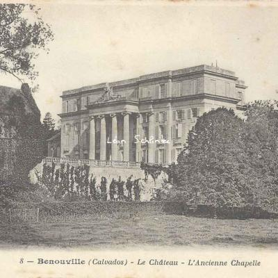 14-Bénouville - Le Château (BF 8)