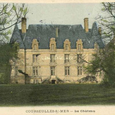 14-Courseulles sur Mer - La Château (Lecordier 3)