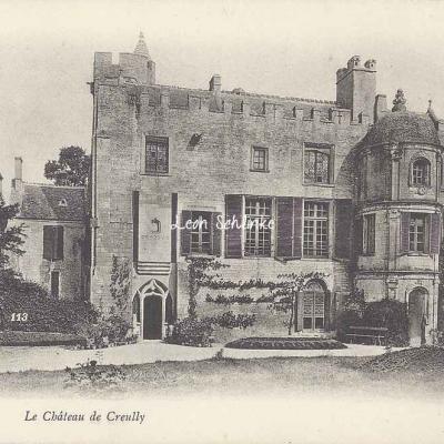 14-Creully - Le Château (ND  15)