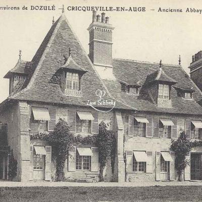 14-Cricqueville-en-Auge - Abbaye de Royal-Pré (Ed.Ferey)