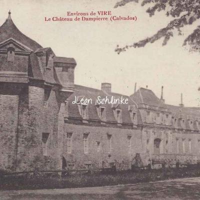 14-Dampierre - Le Château (CCC&C)