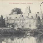 14-Dozulé - Château de Cricqueville (Fillion à Lisieux)
