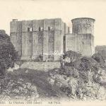 14-Falaise - Le Château (ND 42)