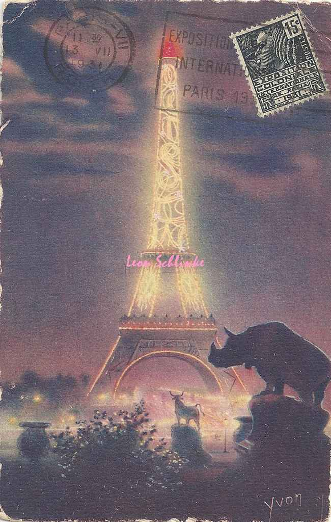 14 - La Tour Eiffel