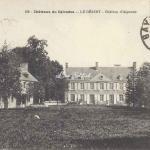 14-Le Désert - Château d'Aignaux (A.D 691)