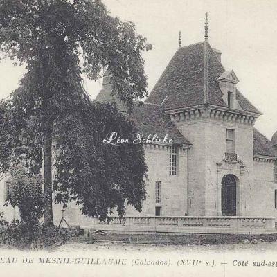 14-Le Mesnil-Guillaume - Le Château (ND 636)